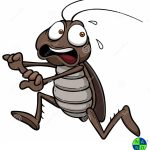 cartoon-cockroach-vector-illustration-34820102