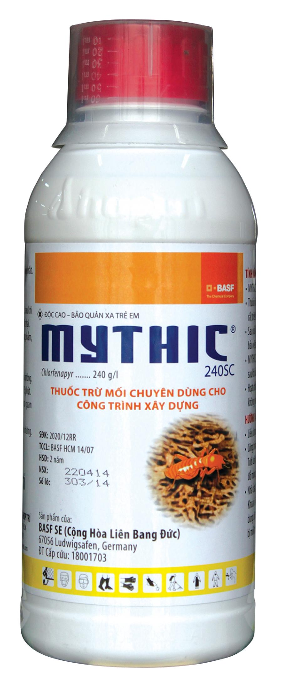 MYTHIC 240SC
