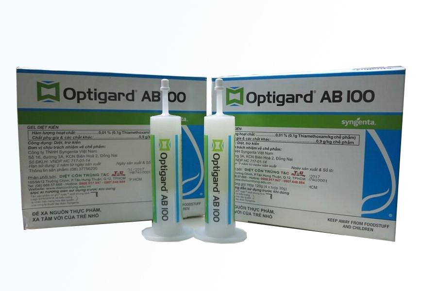 BẢ DIỆT KIẾN, GEL DIỆT KIẾN Optigard ® AB 100