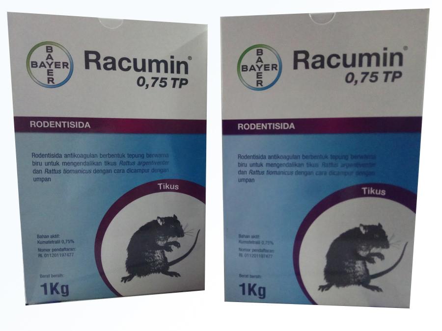 Thuốc diệt chuột Bayer - Racumin® TP 0,75
